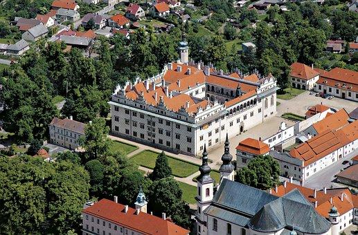 Het kasteel van Litomysl