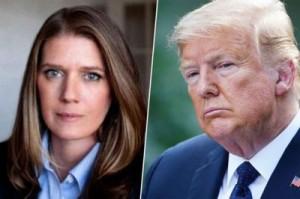 Mary Trump en Donald